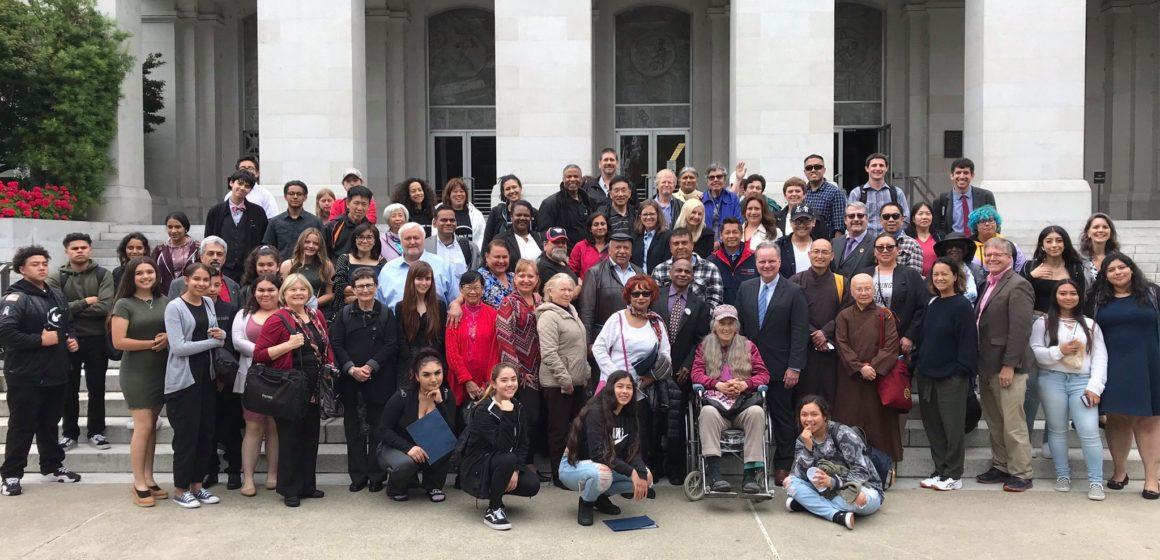 Cortese: Sacramento bus trip lets students speak with representatives about education