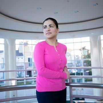 Aisha Wahab looks to break barriers in Sacramento