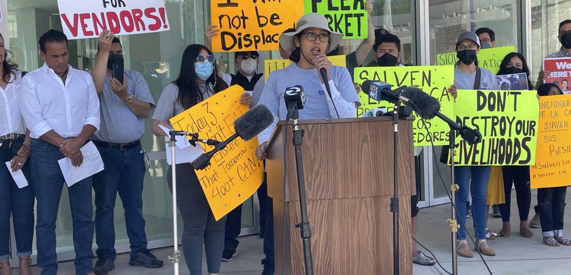ACTUALIZACIÓN: La decisión del mercado de pulgas de San José se retrasó una semana más