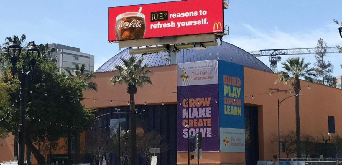 Op-ed: San Jose allowing 22 digital billboards without environmental review