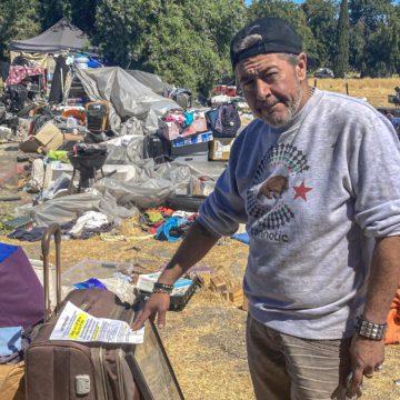 San Jose từ chối kế hoạch đuổi những người vô gia cư
