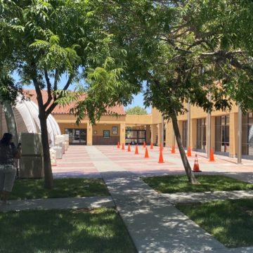 Địa điểm tiêm chủng phục vụ vùng Đông San Jose bị ảnh hưởng nặng nề đóng cửa