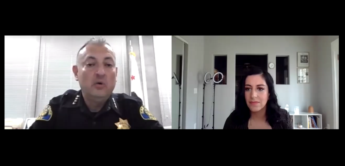 San Jose Speaks: A conversation with Police Chief Anthony Mata