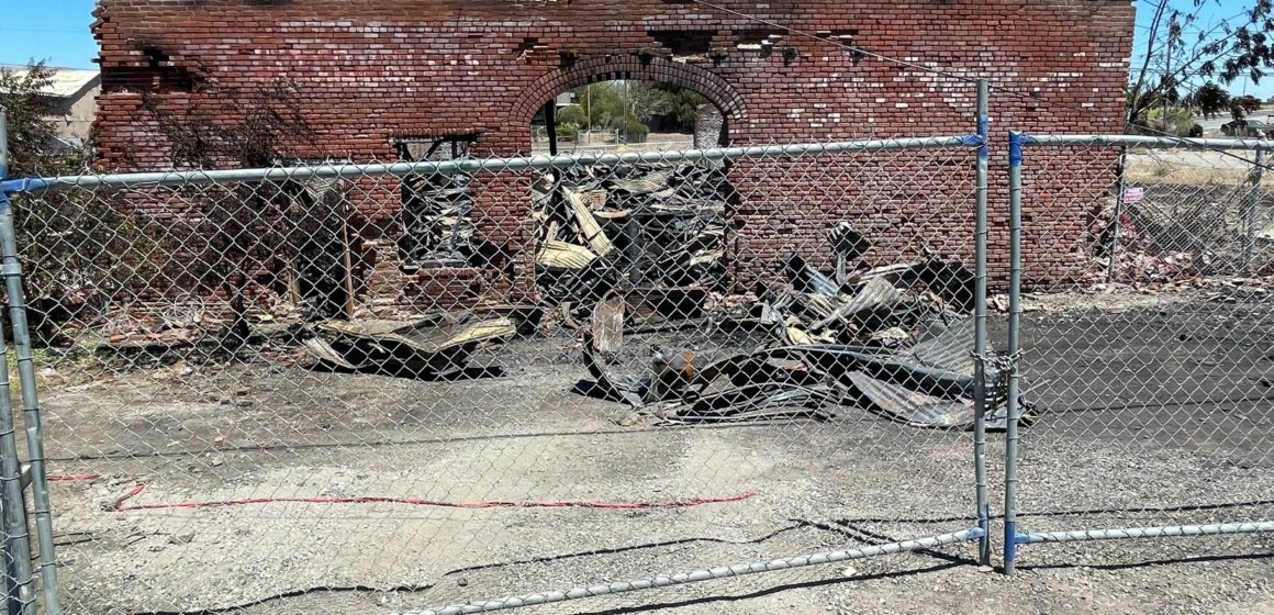 Records show history of neglect at destroyed San Jose landmark