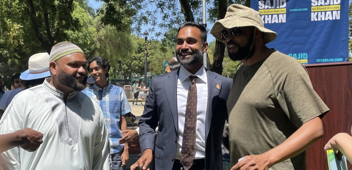 Meet the man looking to oust Santa Clara County's district attorney