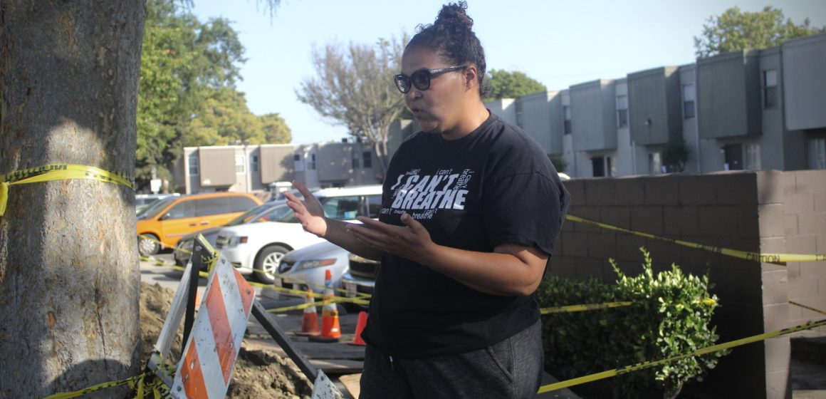 Water shut off for East San Jose tenants without warning