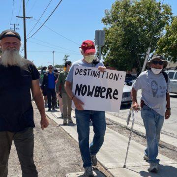 'Chúng ta đang mất tất cả': Cuộc chiến giữ trại vô gia cư ở San Jose