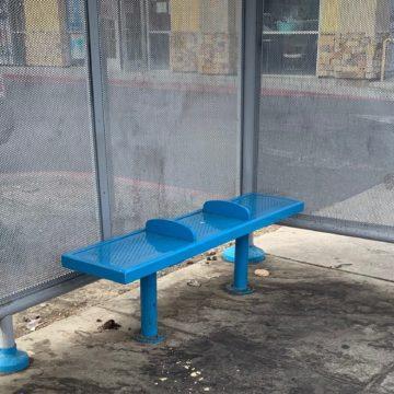 Các trạm dừng xe buýt ở khu phố San Jose phải vật lộn với việc bảo trì