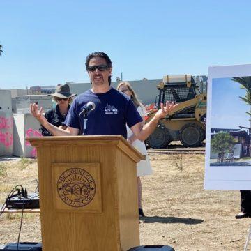 Dự án nhà ở nông trại đô thị tiến tới ở Santa Clara