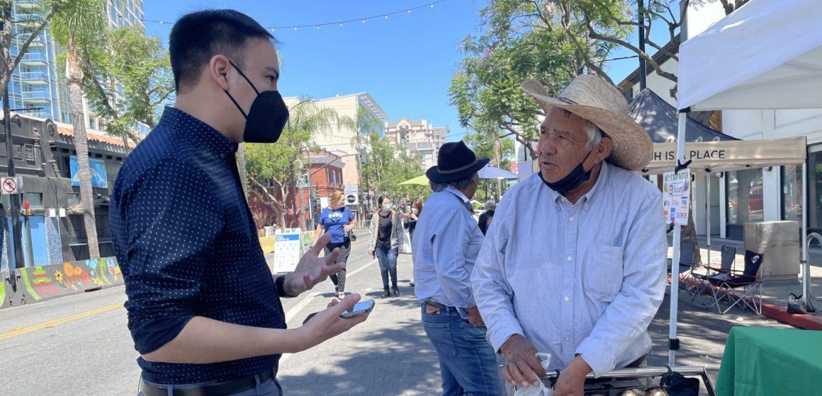 Ex candidato al Congreso se postula para escaño en el consejo de San José