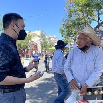 Cựu ứng cử viên quốc hội tranh cử ghế hội đồng San Jose