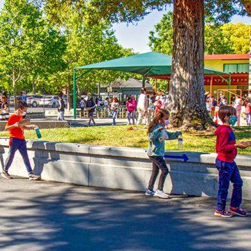 Las escuelas del condado de Santa Clara se preparan para los brotes de COVID-19