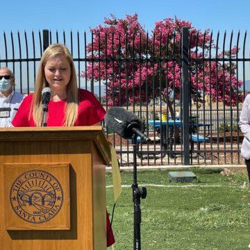 Cindy Chávez es alcaldesa de San José