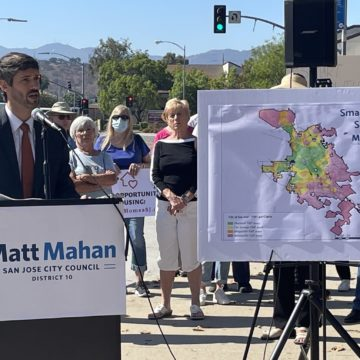 San Jose lawmaker rejects Opportunity Housing, touts smart growth