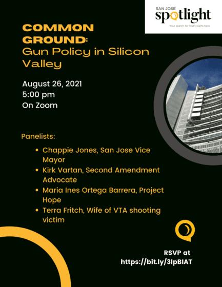 Điểm chung: Chính sách về súng ở Thung lũng Silicon