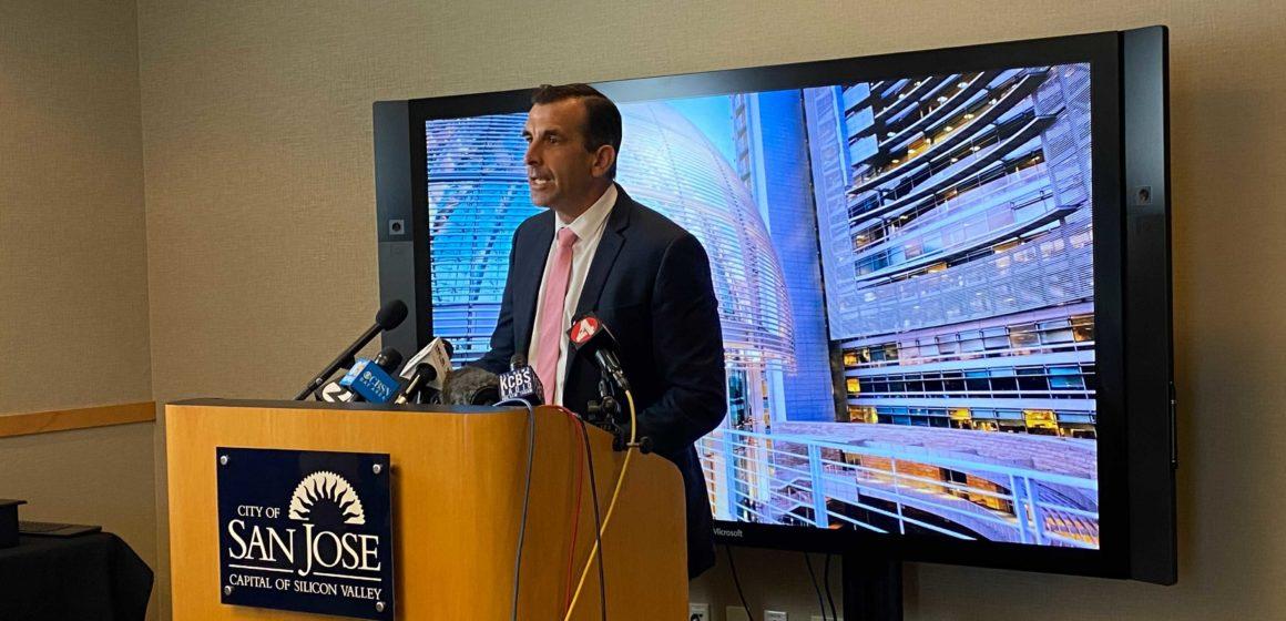San Jose mayor calls for sheriff to resign
