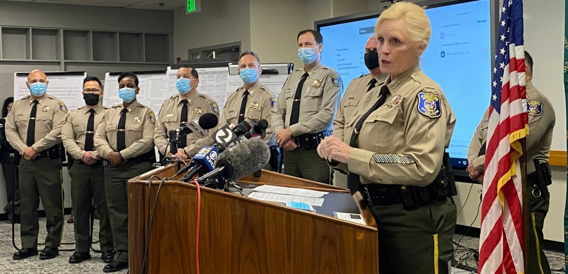 UPDATE: Santa Clara County pursues investigation of sheriff