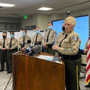 Second challenger joins race for Santa Clara County sheriff