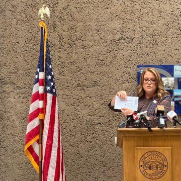 Cơ quan đăng ký của Hạt Santa Clara đã sẵn sàng cho cuộc bầu cử thu hồi