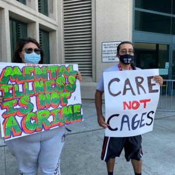San Jose residents protest jail plans, call for sheriff to step down