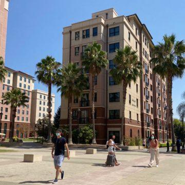 Bang San Jose cung cấp giường trong khuôn viên trường cho học sinh vô gia cư