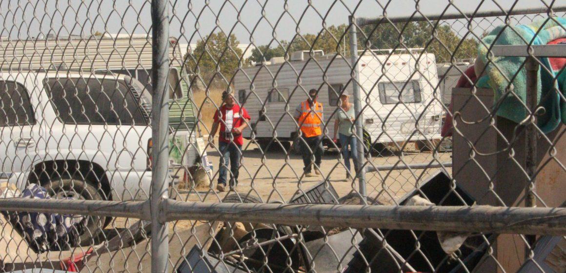 Una organización sin fines de lucro local ayuda a albergar a los residentes del campamento del norte de San José