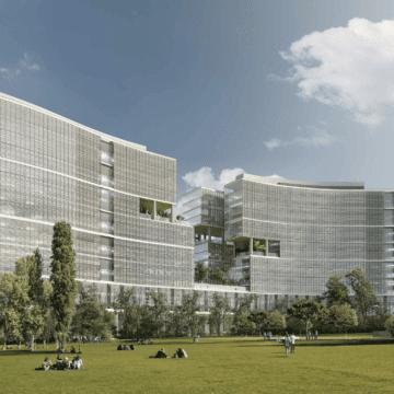 ACTUALIZACIÓN: San José aprueba torres de oficinas de gran altura