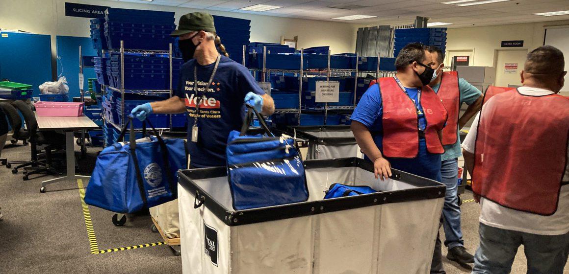 ¿Cómo votaron los latinos en las elecciones revocatorias estatales?