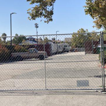 Neighbors decry safe parking site for San Jose homeless