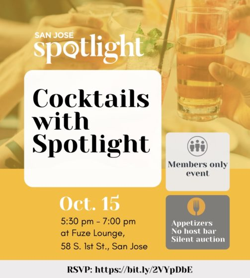 Cocktails with Spotlight