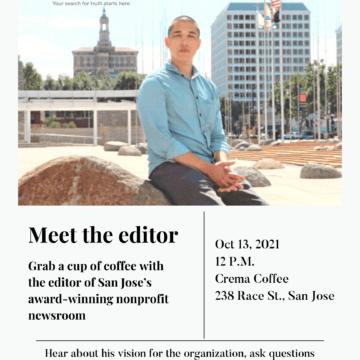 Meet the editor
