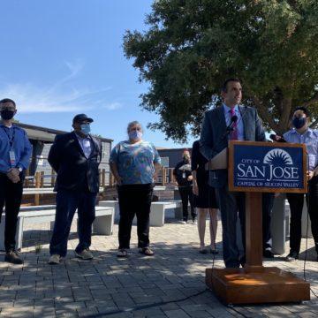 San José presenta nuevas metas para resolver la falta de vivienda