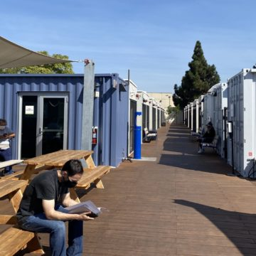 Santa Clara County could spend $25 million on prefab homeless shelters