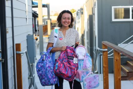 Sandoval: Back to school brings new challenges, hopes for unhoused students