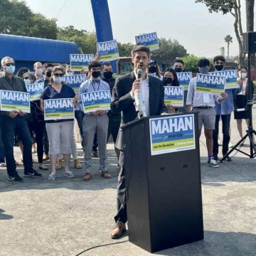 Mahan's in: concejal de San José lanza candidatura para alcalde