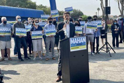 Mahan's in: Ủy viên hội đồng San Jose ra mắt đấu thầu cho chức thị trưởng