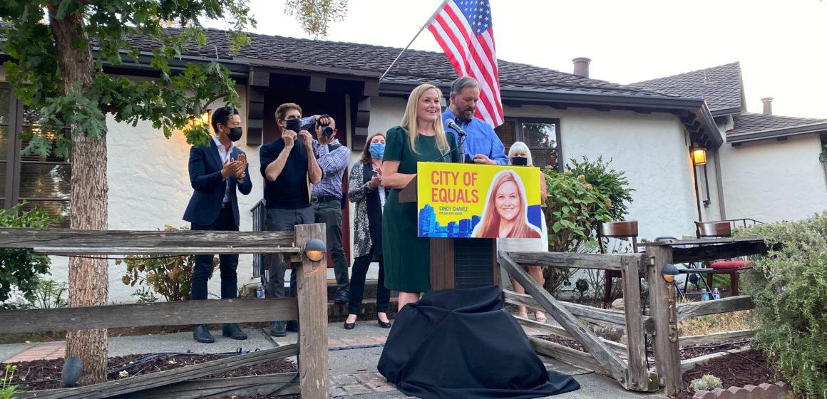 Cindy Chavez confirms worst kept secret: She's running for San Jose mayor