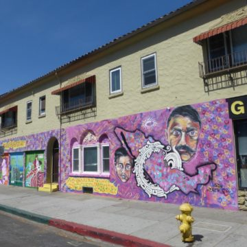 San Jose leaders helpless to stop destruction of celebrated mural