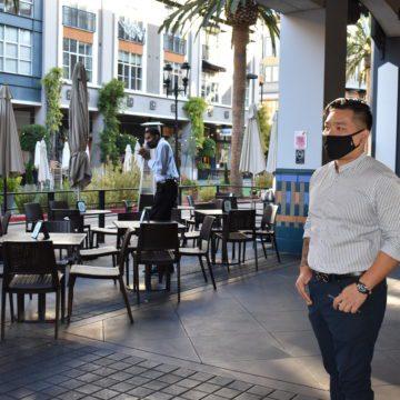 Dos economías de San José: el centro se hundió, Santana Row prosperó