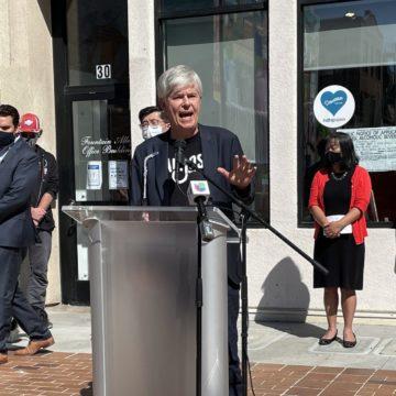 San Jose business leader floats big ideas about homelessness