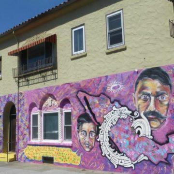 San José lucha por salvar mural, la lucha por correo electrónico Liccardo continúa