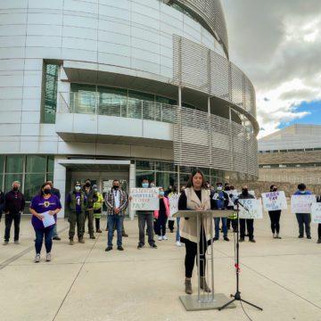 Lãnh đạo lao động Quận Santa Clara yêu cầu ủy viên hội đồng xin lỗi