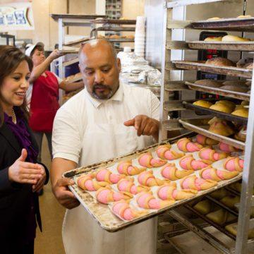 Nora Campos está de regreso: líder del este de San José se postula para el consejo